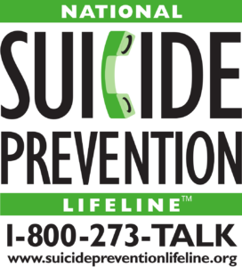 Franklin County Suicide Prevention Services and the national Suicide Prevention Lifeline